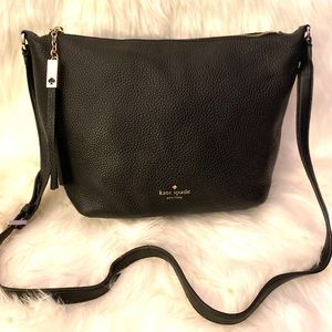 Kate Spade Pebbled Leather Crossbody
